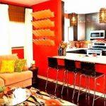 Фото Оранжевый цвет в интерь 20.06.2019 №230 - Orange color in the interio - design-foto.ru