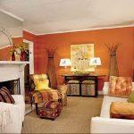 Фото Оранжевый цвет в интерь 20.06.2019 №231 - Orange color in the interio - design-foto.ru
