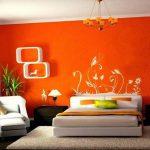 Фото Оранжевый цвет в интерь 20.06.2019 №235 - Orange color in the interio - design-foto.ru