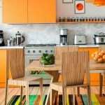 Фото Оранжевый цвет в интерь 20.06.2019 №240 - Orange color in the interio - design-foto.ru