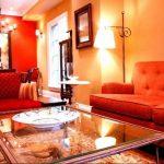 Фото Оранжевый цвет в интерь 20.06.2019 №241 - Orange color in the interio - design-foto.ru