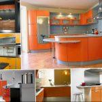 Фото Оранжевый цвет в интерь 20.06.2019 №245 - Orange color in the interio - design-foto.ru