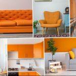 Фото Оранжевый цвет в интерь 20.06.2019 №247 - Orange color in the interio - design-foto.ru