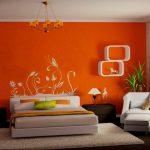 Фото Оранжевый цвет в интерь 20.06.2019 №256 - Orange color in the interio - design-foto.ru