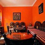 Фото Оранжевый цвет в интерь 20.06.2019 №257 - Orange color in the interio - design-foto.ru