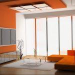 Фото Оранжевый цвет в интерь 20.06.2019 №259 - Orange color in the interio - design-foto.ru