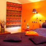 Фото Оранжевый цвет в интерь 20.06.2019 №267 - Orange color in the interio - design-foto.ru