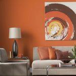 Фото Оранжевый цвет в интерь 20.06.2019 №270 - Orange color in the interio - design-foto.ru