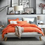 Фото Оранжевый цвет в интерь 20.06.2019 №277 - Orange color in the interio - design-foto.ru