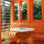 Фото Оранжевый цвет в интерь 20.06.2019 №279 - Orange color in the interio - design-foto.ru