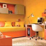 Фото Оранжевый цвет в интерь 20.06.2019 №281 - Orange color in the interio - design-foto.ru