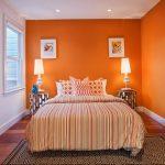 Фото Оранжевый цвет в интерь 20.06.2019 №283 - Orange color in the interio - design-foto.ru