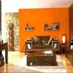 Фото Оранжевый цвет в интерь 20.06.2019 №291 - Orange color in the interio - design-foto.ru