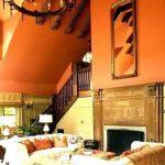 Фото Оранжевый цвет в интерь 20.06.2019 №295 - Orange color in the interio - design-foto.ru