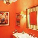 Фото Оранжевый цвет в интерь 20.06.2019 №296 - Orange color in the interio - design-foto.ru