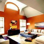 Фото Оранжевый цвет в интерь 20.06.2019 №299 - Orange color in the interio - design-foto.ru
