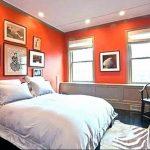 Фото Оранжевый цвет в интерь 20.06.2019 №313 - Orange color in the interio - design-foto.ru