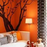 Фото Оранжевый цвет в интерь 20.06.2019 №314 - Orange color in the interio - design-foto.ru