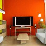 Фото Оранжевый цвет в интерь 20.06.2019 №324 - Orange color in the interio - design-foto.ru