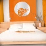 Фото Оранжевый цвет в интерь 20.06.2019 №325 - Orange color in the interio - design-foto.ru