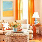 Фото Оранжевый цвет в интерь 20.06.2019 №326 - Orange color in the interio - design-foto.ru