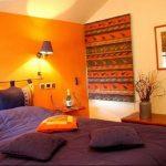 Фото Оранжевый цвет в интерь 20.06.2019 №328 - Orange color in the interio - design-foto.ru