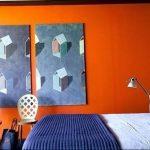 Фото Оранжевый цвет в интерь 20.06.2019 №332 - Orange color in the interio - design-foto.ru