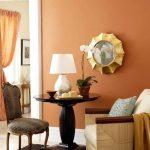 Фото Оранжевый цвет в интерь 20.06.2019 №334 - Orange color in the interio - design-foto.ru