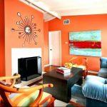 Фото Оранжевый цвет в интерь 20.06.2019 №343 - Orange color in the interio - design-foto.ru