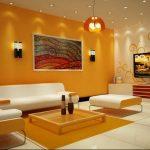 Фото Оранжевый цвет в интерь 20.06.2019 №344 - Orange color in the interio - design-foto.ru