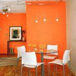 Фото Оранжевый цвет в интерь 20.06.2019 №345 - Orange color in the interio - design-foto.ru