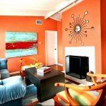 Фото Оранжевый цвет в интерь 20.06.2019 №348 - Orange color in the interio - design-foto.ru
