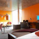 Фото Оранжевый цвет в интерь 20.06.2019 №349 - Orange color in the interio - design-foto.ru