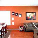 Фото Оранжевый цвет в интерь 20.06.2019 №358 - Orange color in the interio - design-foto.ru