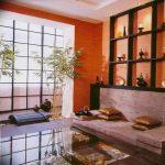 Фото Оранжевый цвет в интерь 20.06.2019 №360 - Orange color in the interio - design-foto.ru