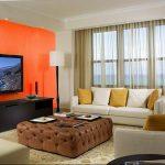 Фото Оранжевый цвет в интерь 20.06.2019 №361 - Orange color in the interio - design-foto.ru