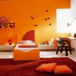 Фото Оранжевый цвет в интерь 20.06.2019 №364 - Orange color in the interio - design-foto.ru