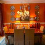 Фото Оранжевый цвет в интерь 20.06.2019 №368 - Orange color in the interio - design-foto.ru