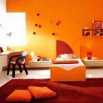 Фото Оранжевый цвет в интерь 20.06.2019 №378 - Orange color in the interio - design-foto.ru
