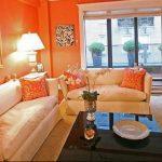 Фото Оранжевый цвет в интерь 20.06.2019 №384 - Orange color in the interio - design-foto.ru