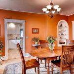 Фото Оранжевый цвет в интерь 20.06.2019 №386 - Orange color in the interio - design-foto.ru