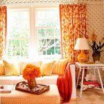 Фото Оранжевый цвет в интерь 20.06.2019 №388 - Orange color in the interio - design-foto.ru