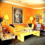 Фото Оранжевый цвет в интерь 20.06.2019 №396 - Orange color in the interio - design-foto.ru