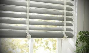 горизонтальные жалюзи в интерьере 19.09.2019 №002 - horizontal blinds in t - design-foto.ru