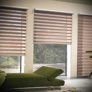 горизонтальные жалюзи в интерьере 19.09.2019 №006 - horizontal blinds in t - design-foto.ru