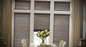 горизонтальные жалюзи в интерьере 19.09.2019 №019 - horizontal blinds in t - design-foto.ru
