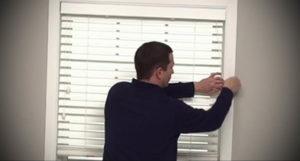 горизонтальные жалюзи в интерьере 19.09.2019 №020 - horizontal blinds in t - design-foto.ru