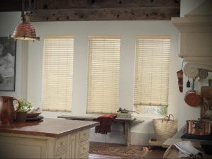 горизонтальные жалюзи в интерьере 19.09.2019 №023 - horizontal blinds in t - design-foto.ru