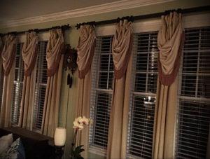 горизонтальные жалюзи в интерьере 19.09.2019 №041 - horizontal blinds in t - design-foto.ru