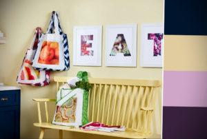желтый цвет в интерьере детской 09.10.2019 №009 -yellow in interior- design-foto.ru